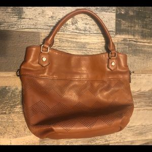 COPY - Large Michael Kors purse hand bag great co…